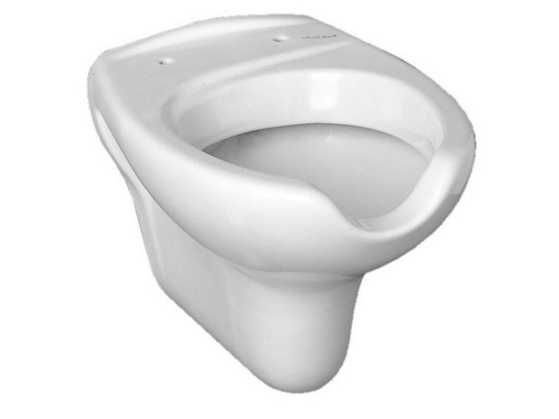 Wc per disabili sospeso in porcellana con bidet older wc for Ponte giulio