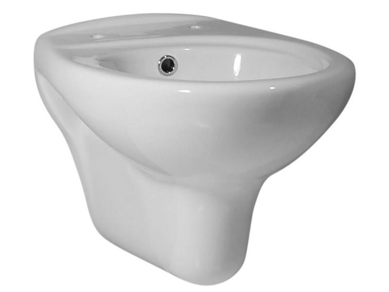 Wc per disabili in porcellana con bidet wc bidet for Ponte giulio
