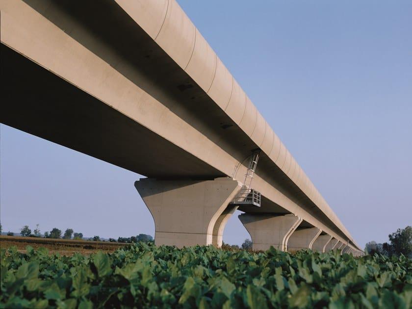 Pre-mixed structural concrete ARCHITECTURALBETON - Betonrossi