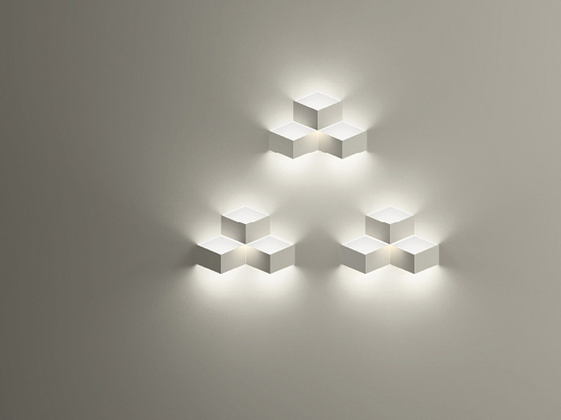 LED wall light FOLD BUILT-IN - Vibia