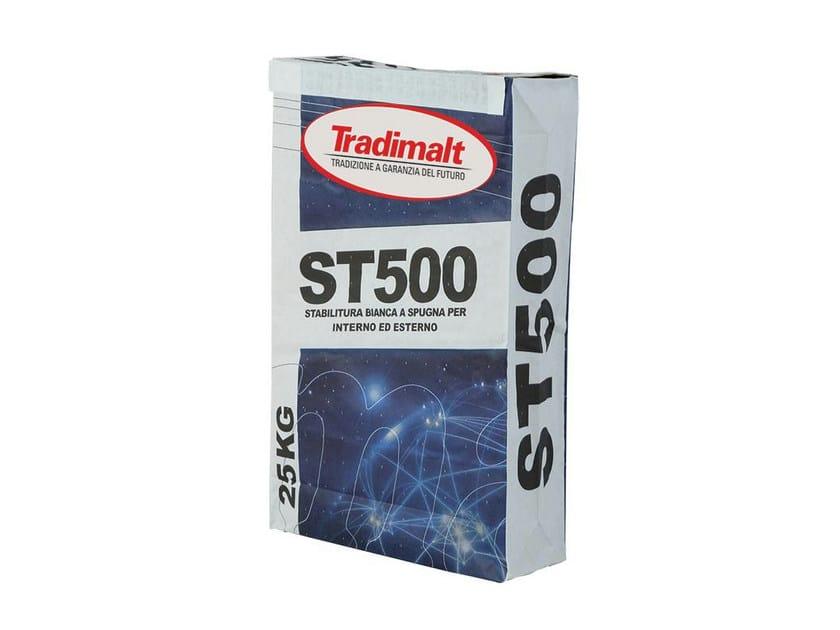 Cement plaster ST 500 by TRADIMALT