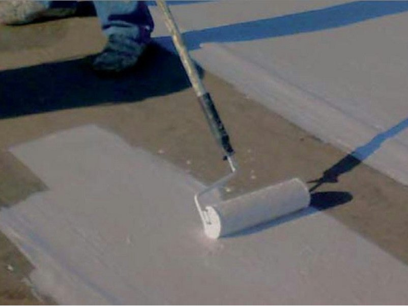 Liquid waterproofing membrane TRADIELASTIC EASY by TRADIMALT