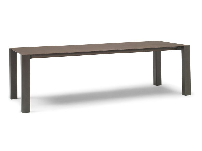 Rectangular table WIND by Andreu World