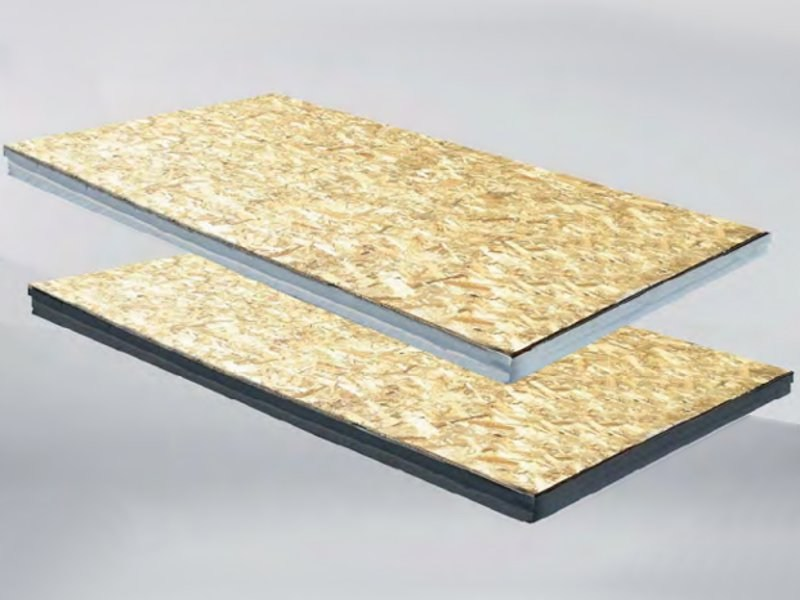Thermal insulation panel ISOWOOD SANDWICH - SULPOL