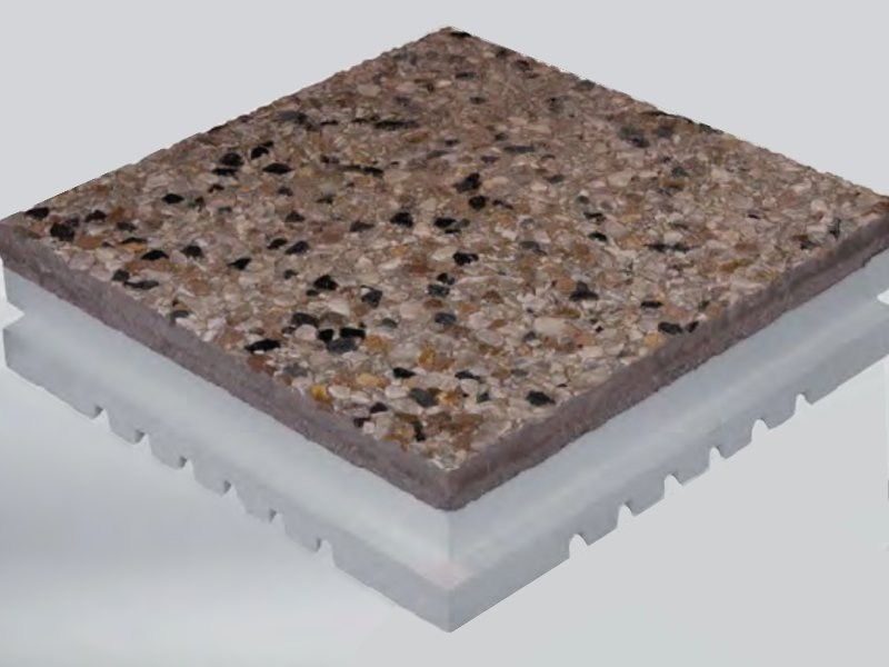 Thermal insulation panel ISOFLOOR - SULPOL