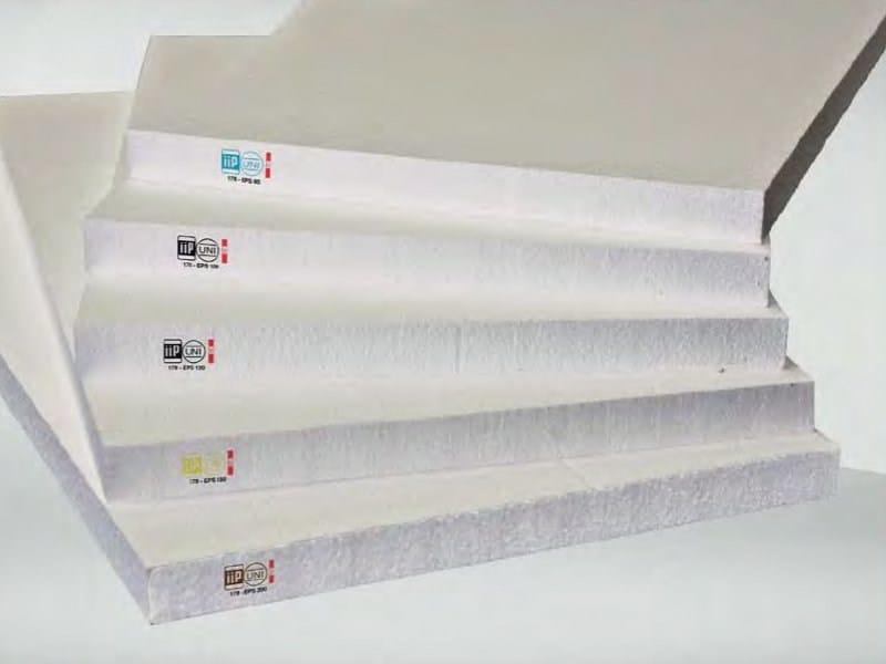 Thermal insulation panel POLISULPOL AIPOR - SULPOL