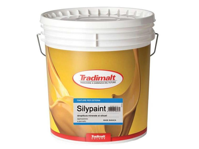 Silicate paint SILYPAINT by TRADIMALT