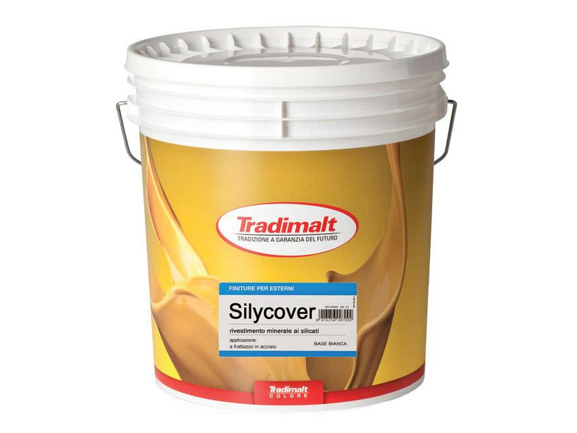Silicate paint SILYCOVER - TRADIMALT