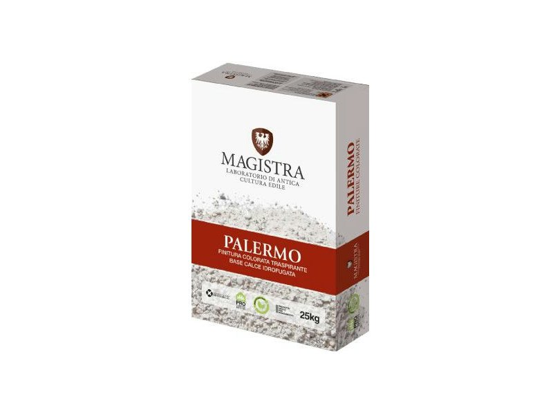 Hydrated and hydraulic lime PALERMO by Magistra