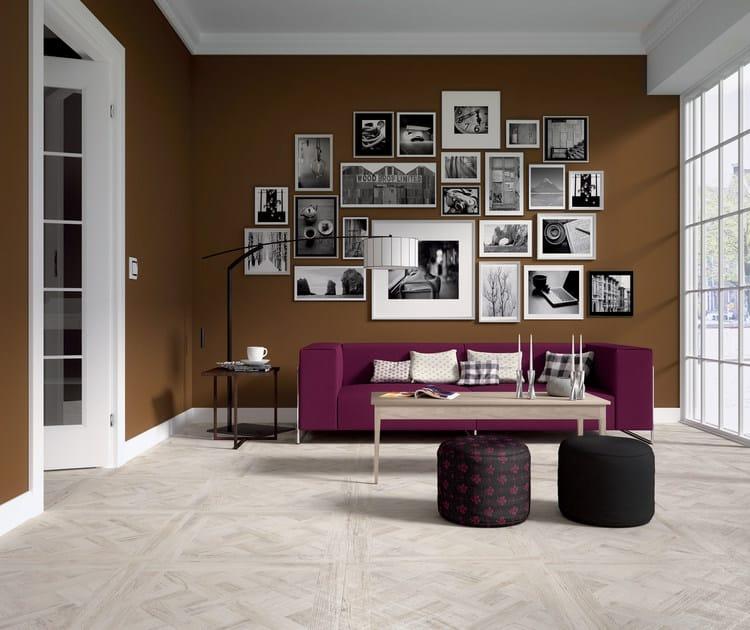 Porcelain stoneware wall/floor tiles LARIX by Ariana Ceramica