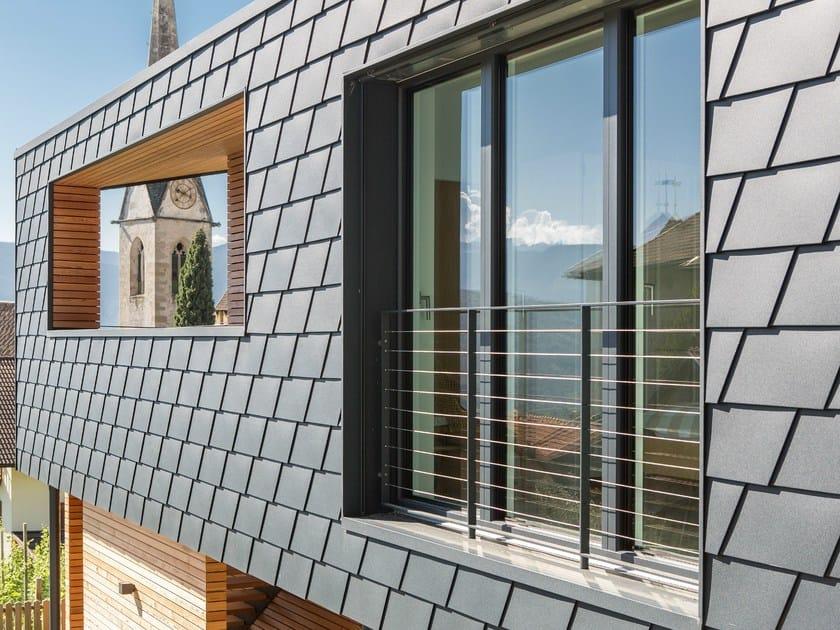 scandola in alluminio by prefa italia. Black Bedroom Furniture Sets. Home Design Ideas