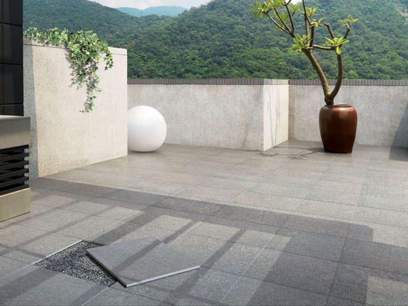 Porcelain stoneware outdoor floor tiles OUT 2.0 - Ceramiche Refin