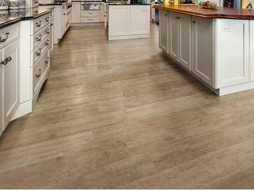 Porcelain stoneware flooring with wood effect ASPEN - CERAMICA SANT'AGOSTINO