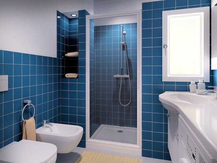 Niche shower cabin CLASSIC PV by MEGIUS