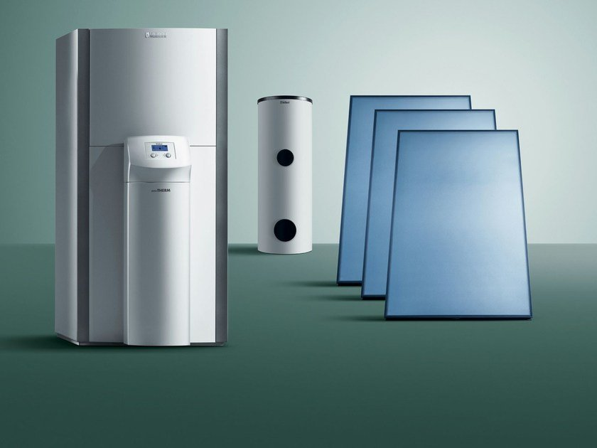 Indoor Condensation boiler zeoTHERM by VAILLANT