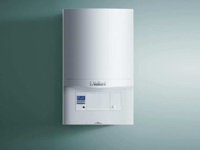 Indoor Condensation boiler ecoBLOCK pro - VAILLANT