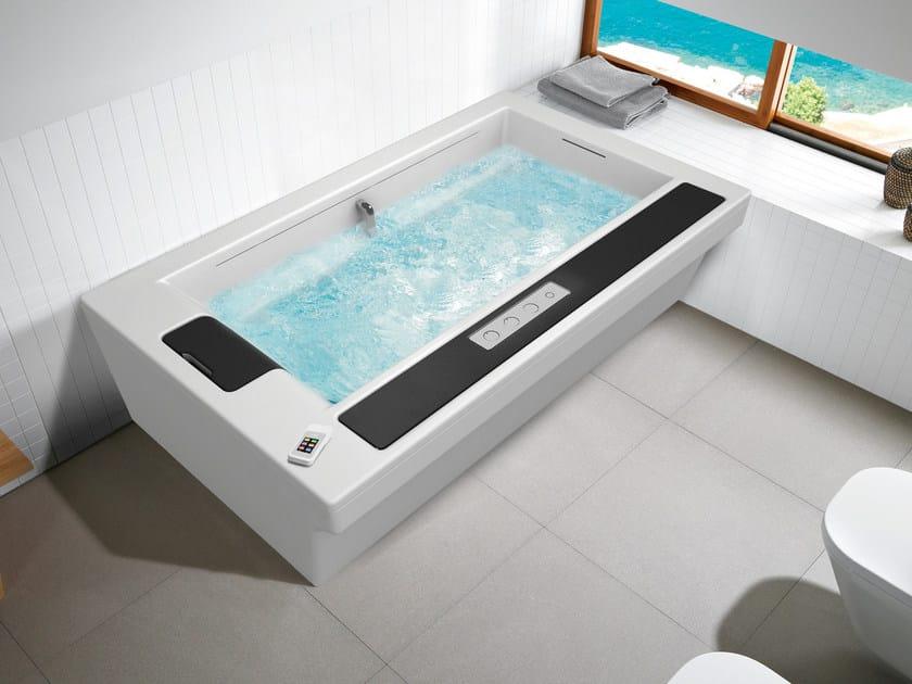 Vasca da bagno con seduta in flow roca sanitario - Seduta vasca da bagno ...