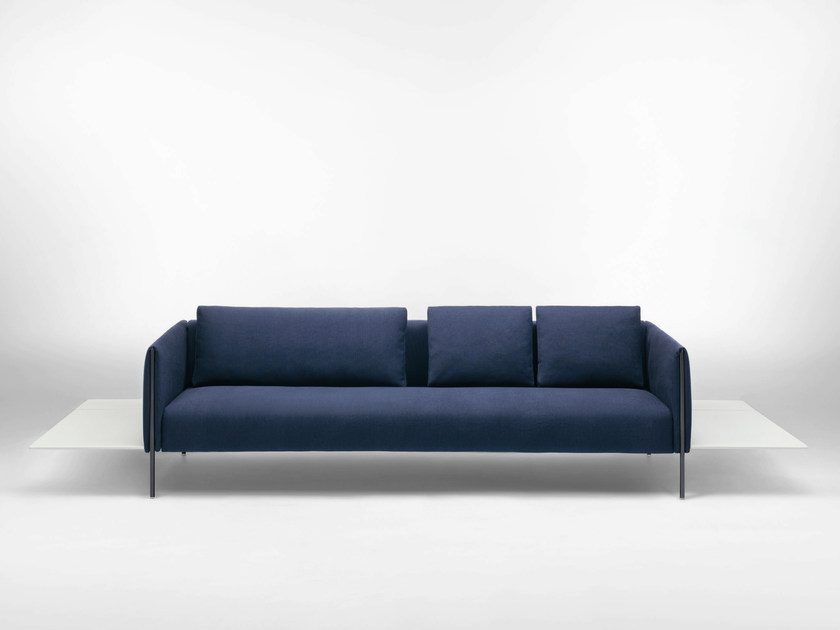 3 seater sofa PILLAR - Paola Lenti