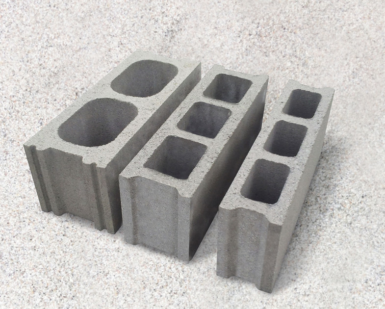 Block for fire stop buffer PERLITECH® TAGLIAFUOCO - Perlite Italiana