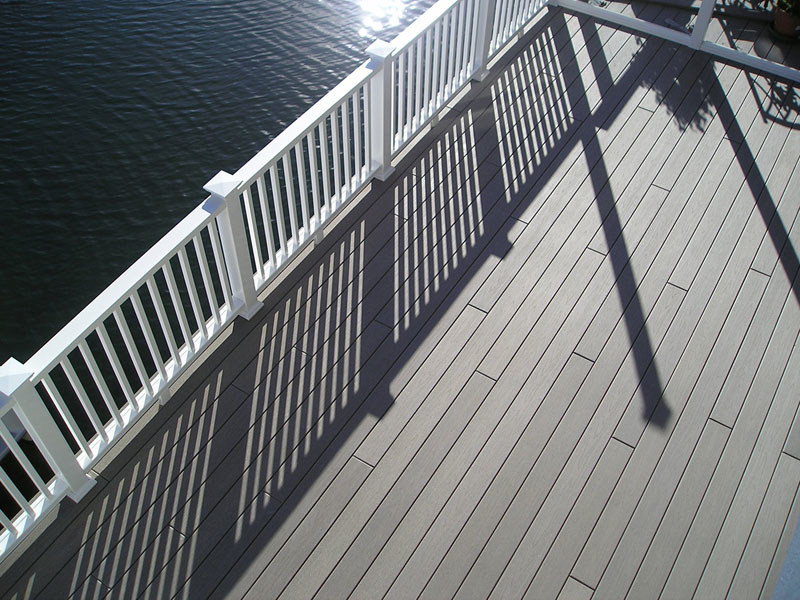 Decking FIBERON by TIMBY PARQUETS