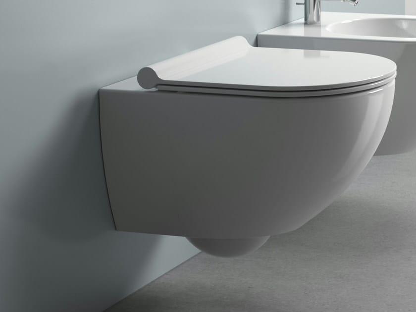 Wall-hung toilet SFERA 50 | Toilet - CERAMICA CATALANO