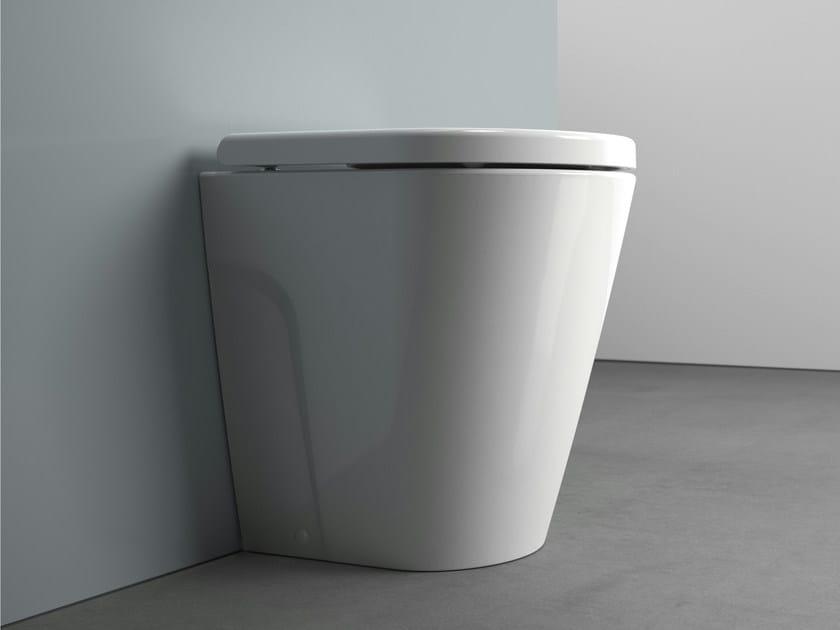 Toilet ZERO 45 | Toilet - CERAMICA CATALANO