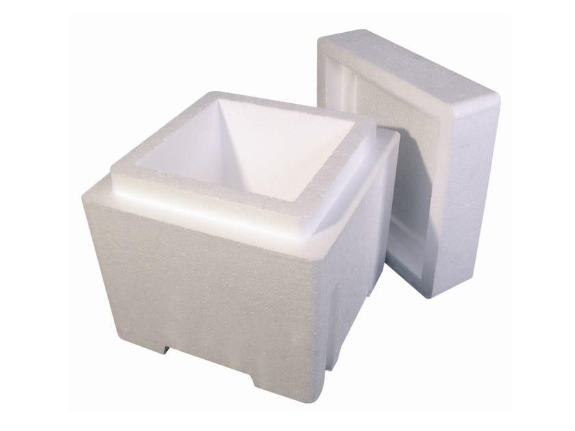 Cubing, formwork for concrete test Cubing - S.T.S. POLISTIROLI