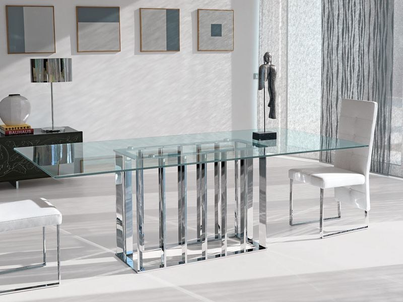 Rectangular table PLACE VENDOME - ITALY DREAM DESIGN - Kallisté