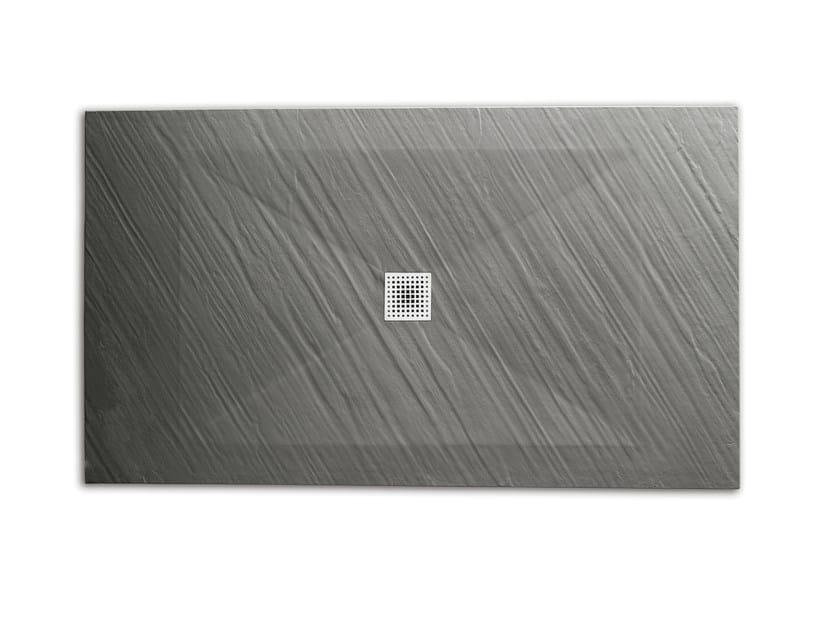 Extra flat shower tray PIANA | Shower tray - GALASSIA
