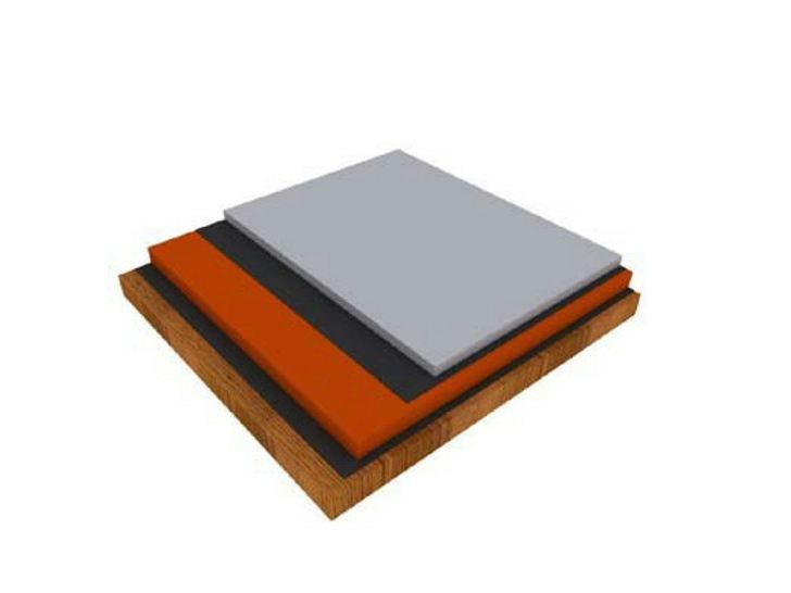Wood fibre thermal insulation panel NORDTEX STRONGBOARD by NORDTEX