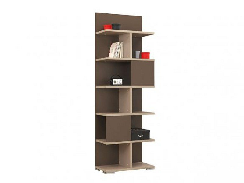 Wall-mounted bookcase TACTIL | Bookcase - GAUTIER FRANCE
