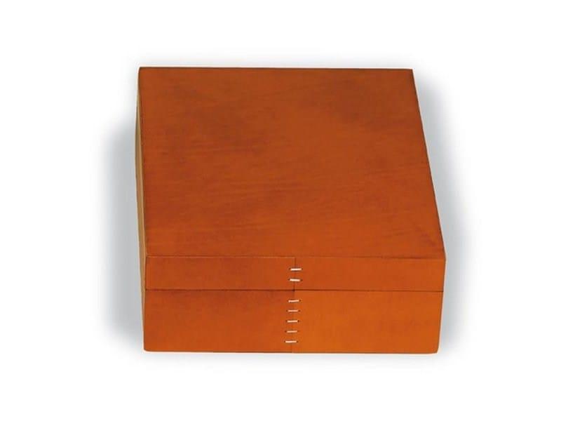 Walnut storage box NOCE | Storage box - ESTEL GROUP