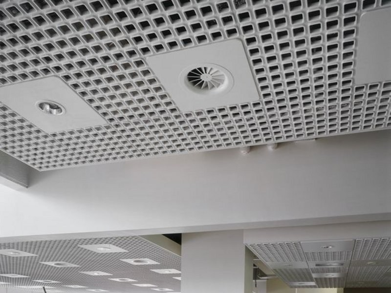 Acoustic ceiling tiles VISUAL - ARMSTRONG Building Products