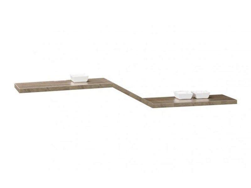 Oak wall shelf MERVENT | Wall shelf - GAUTIER FRANCE