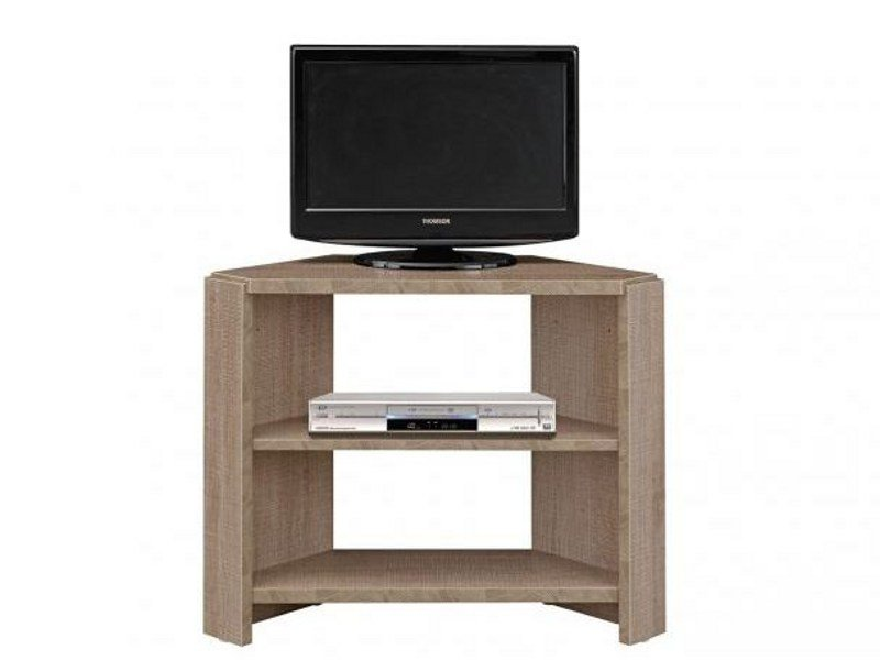 Mobile tv angolare in legno mervent mobile tv gautier for Porta tv angolare ikea