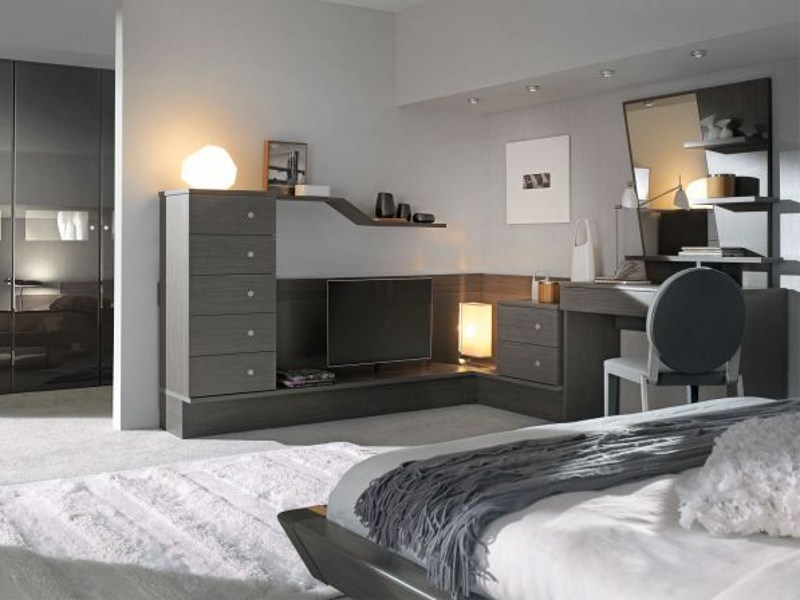 shannon camera da letto by gautier france. Black Bedroom Furniture Sets. Home Design Ideas