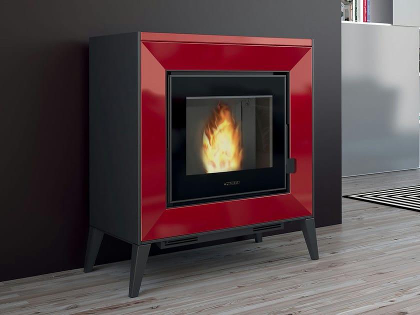 Pellet stove LINE | Pellet stove - Piazzetta