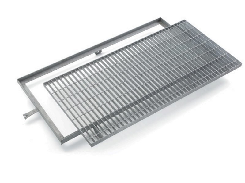 Manhole cover and grille for plumbing and drainage system WOLF - GRIGLIATI BALDASSAR