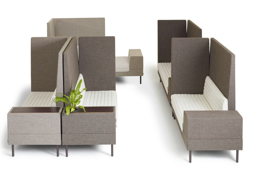 Sofa system SMALLROOM PLUS by Offecct