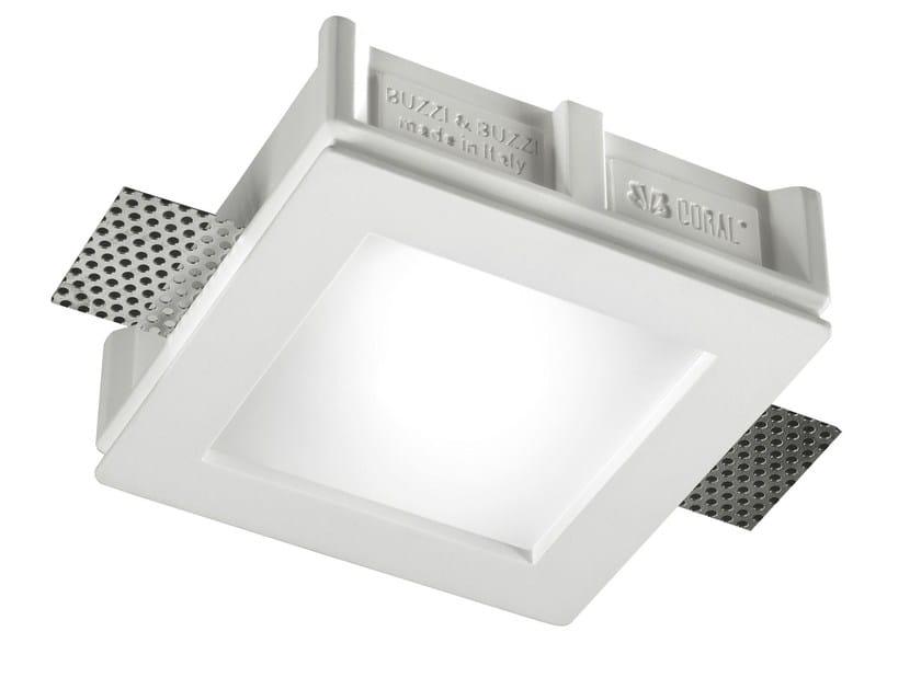 Coral® built-in lamp for false ceiling LYS - Buzzi & Buzzi