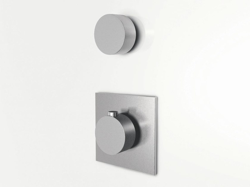 2 hole thermostatic shower/bathtub mixer AF/21 | 2 hole thermostatic shower mixer - ABOUTWATER