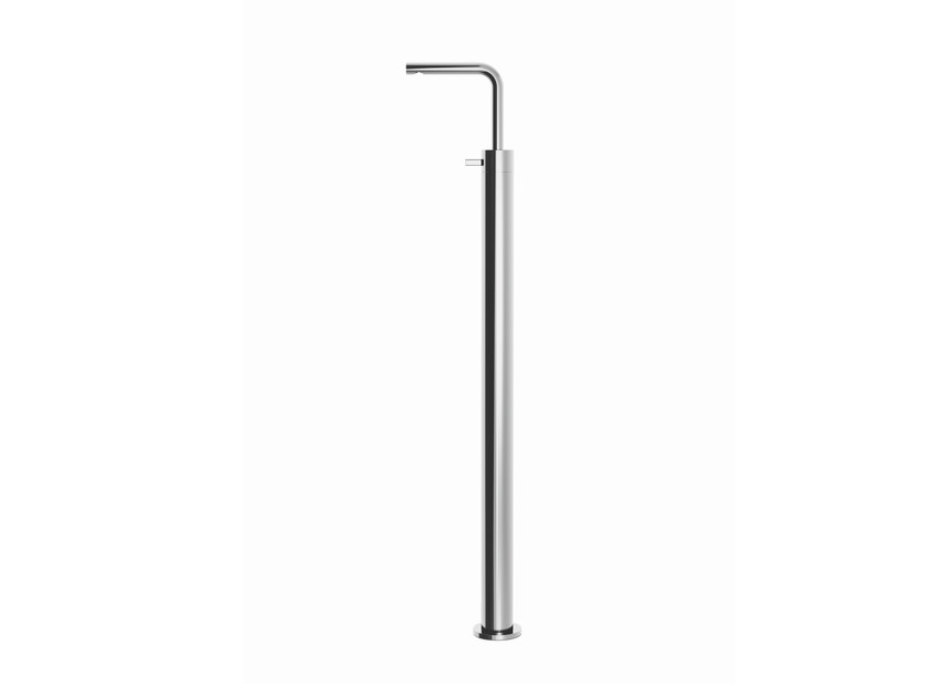Floor standing 1 hole washbasin mixer AF/21 | Floor standing washbasin mixer - ABOUTWATER
