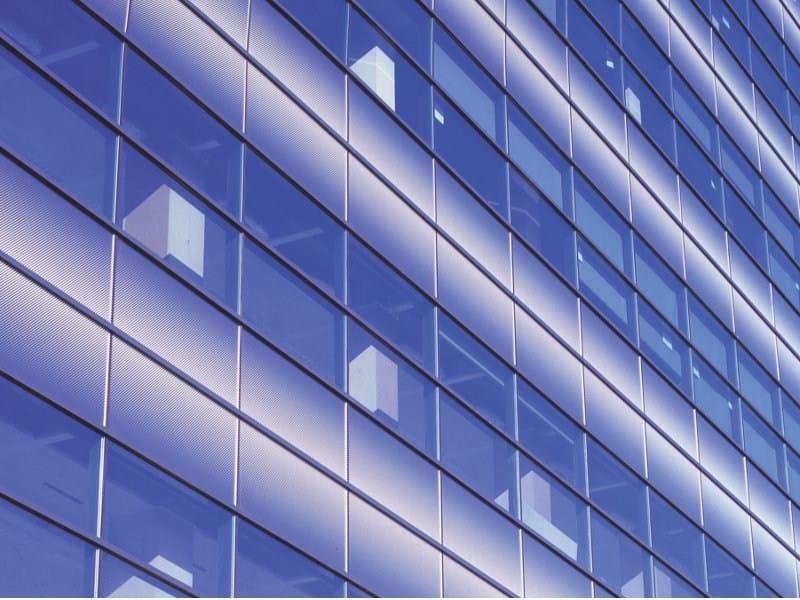 Solar control glass COOL-LITE® SKN 165B - Saint-Gobain Glass Italia