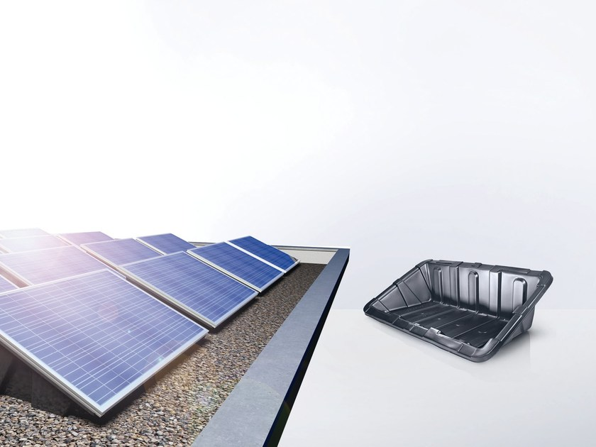 Support for photovoltaic system ConSole - IBC SOLAR