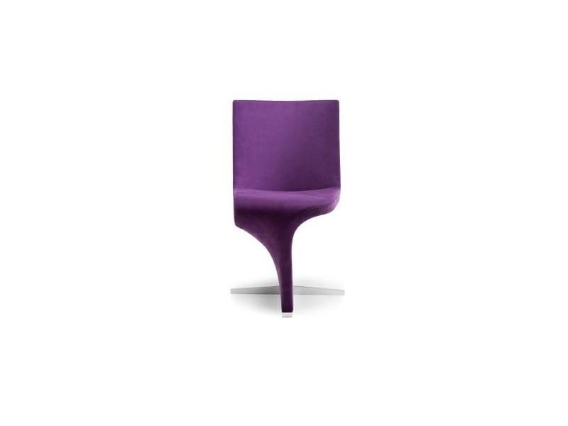 Contemporary style chair TWIST 196 - Tonon