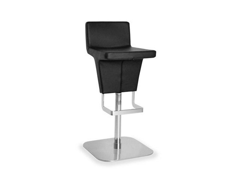 High swivel stool T.SYSTEM 087 by Tonon
