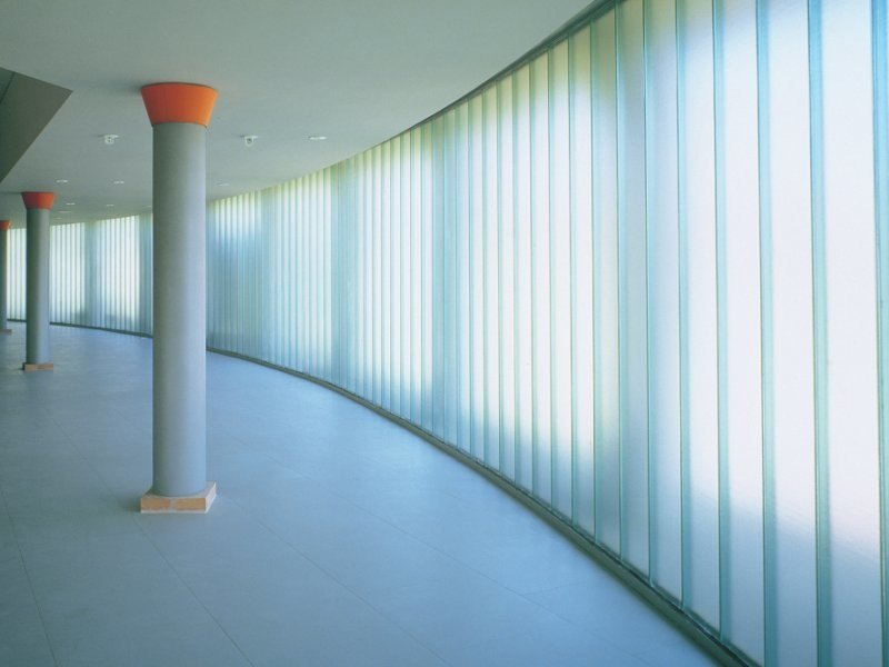 Glass U-GLAS® - Saint-Gobain Glass Italia