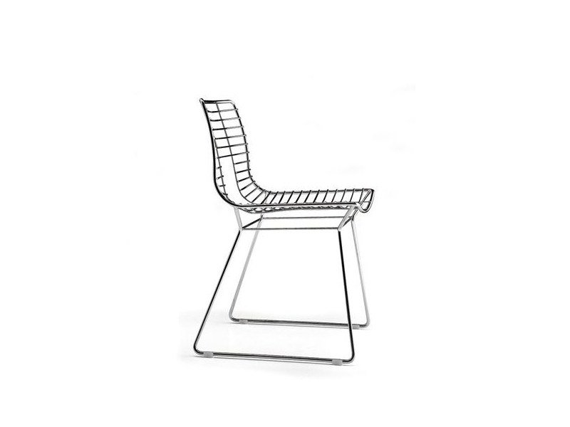 Metal chair SUNRAY 549 - Tonon