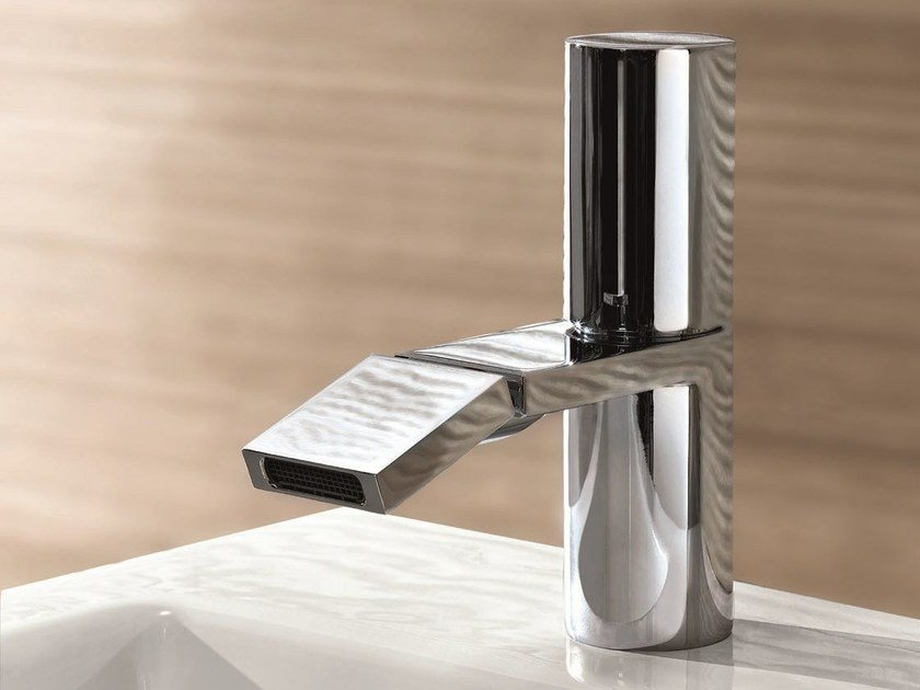 Bidet mixer with swivel spout MILANO - 3008F - Fantini Rubinetti