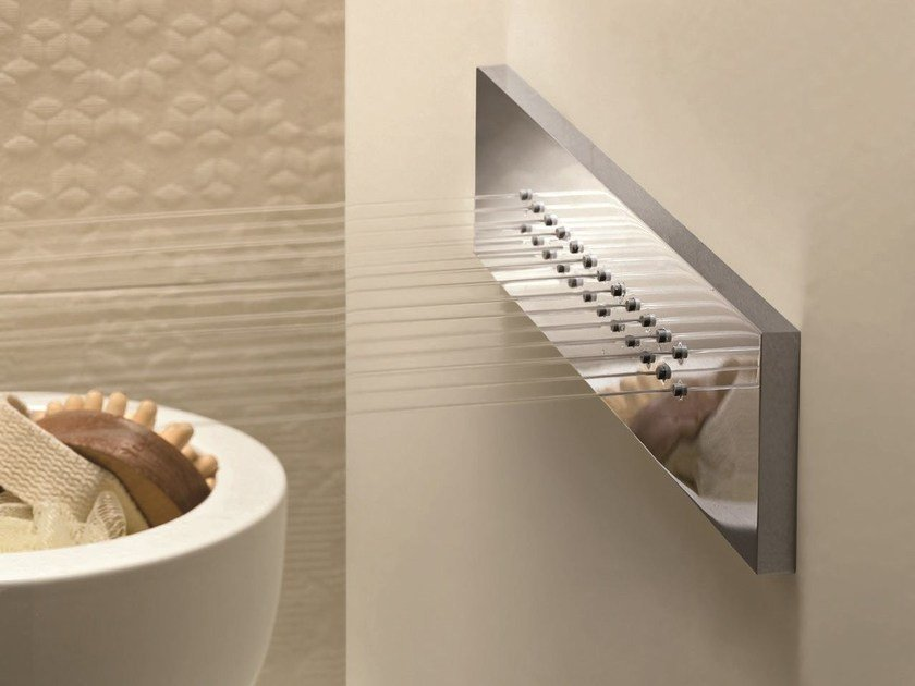 Side shower with anti-lime system MILANO - 8034 - Fantini Rubinetti